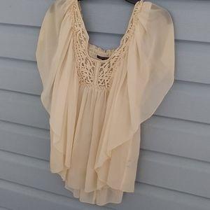 Victoria Secret blouse size small